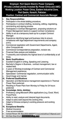 Karachi Latest Jobs 2019