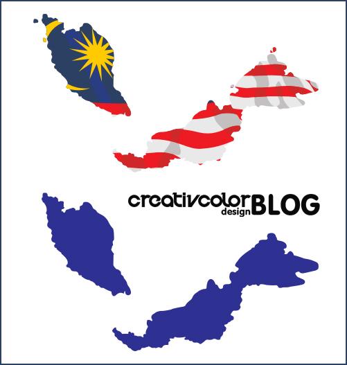 Free Vector   Peta Malaysia Dan Jata Negeri