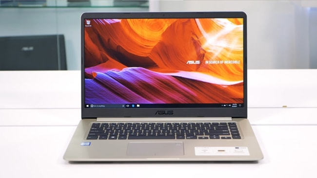 Asus VivoBook S510 laptop. It is powered by Intel Core i7 processor with an integrated Intel Graphics.