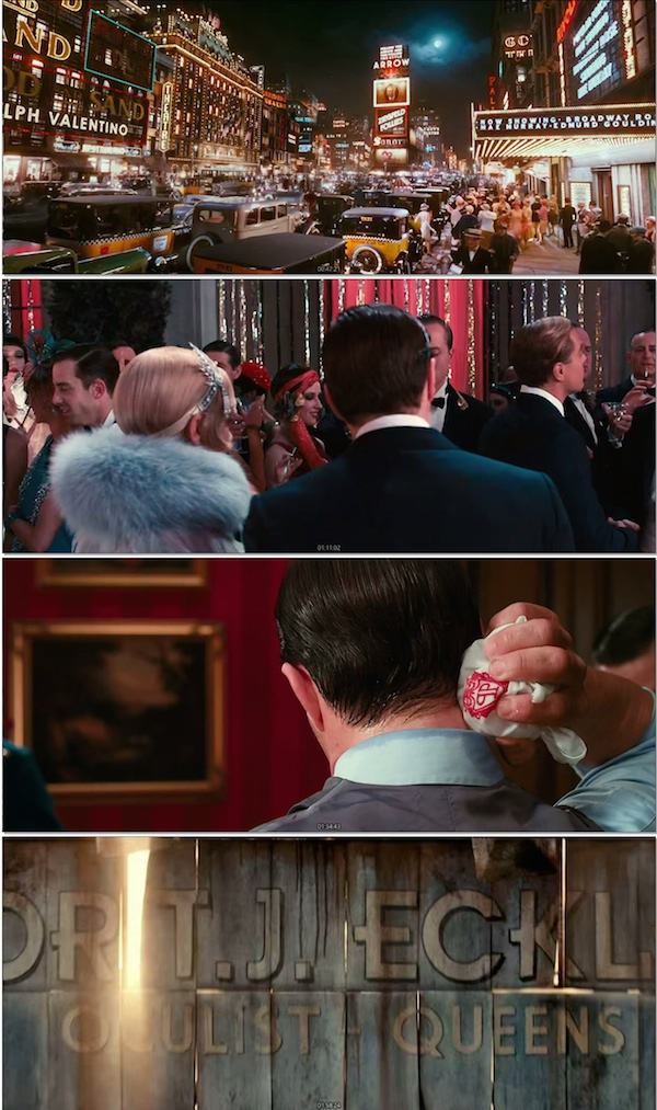 The Great Gatsby 2013 BluRay 720p 700MB