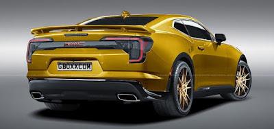 2020 Bizarro Camaro: Le coupé GMC vous fera rechercher #camaro