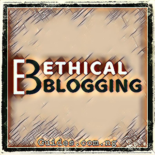 Top 10 Tips for Ethical Bloggers