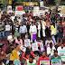 केवाईएस ने जंतर - मंतर पर सीएए के खिलाफ प्रदर्शन में लिया हिस्सा   KYS participated in Jantar-Mantar demonstration against CAA