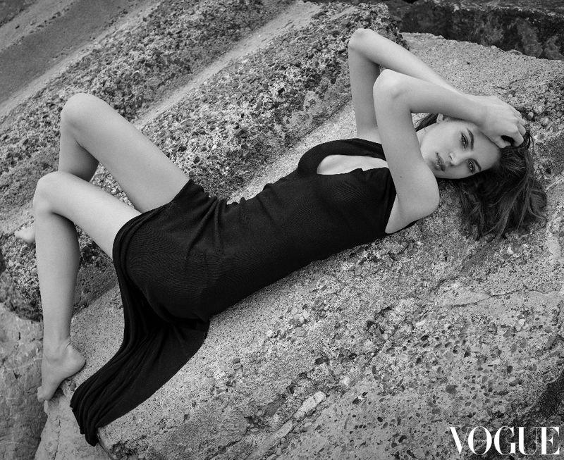 Valery Kaufman - Vogue Thailand