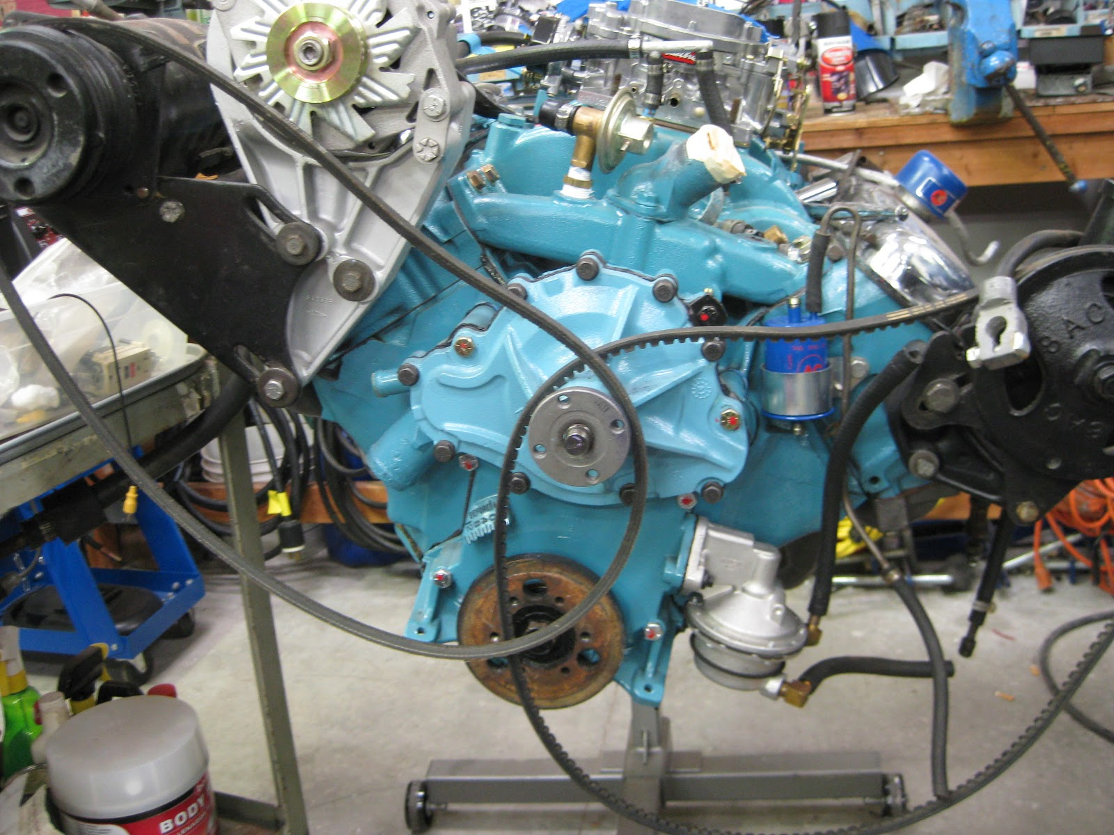100+ Pontiac Water Pump Install – yasminroohi on