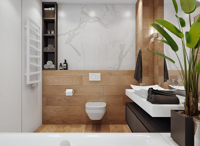 Bathroom Pot Design