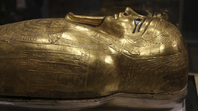 múmia egípcia
