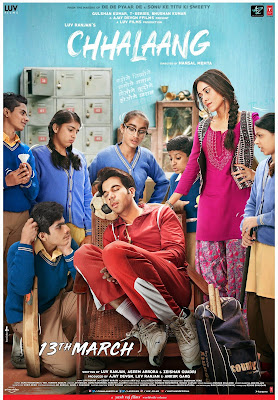 Chhalaang (2020) [Hindi 5.1ch] 1080p WEB HDRip HEVC world4ufree
