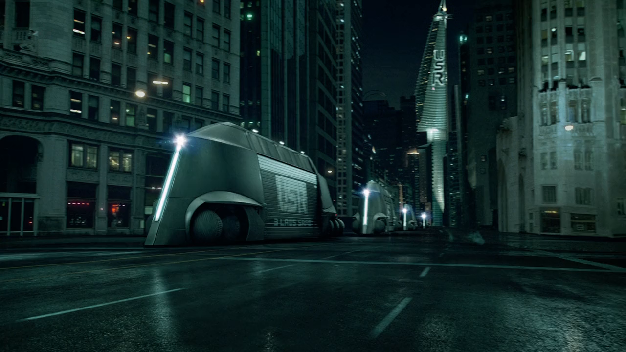 Yo, Robot (2004) BRRip 720p Latino-Ingles [Open Matte] captura 4