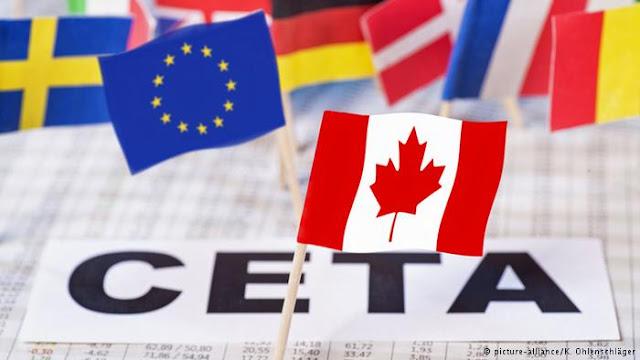 Απάντηση Αποστόλου σε Ανδριανό και βουλευτές ΝΔ για την προστασία ΠΟΠ της Φέτας στη Συμφωνία CETA ΕΕ-Καναδά.
