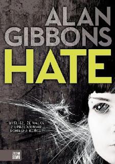 """Hate"" Alan Gibbons"