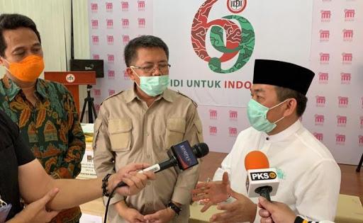 Bantu Pekerja Harian dan Informal, Fraksi PKS Potong Gaji Bulan April