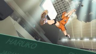 ハイキュー!! アニメ 第4期22話 ハーケン   烏野VS稲荷崎   HAIKYU!! SEASON4 Karasuno vs Inarizaki