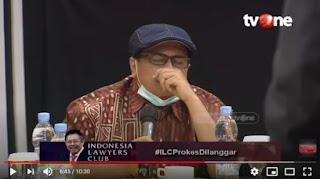 Sampai Berkaca-kaca! Sekjen HRS Centre Sampaikan Pesan Emosional ke Jokowi