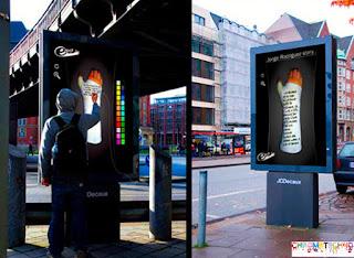 guerilla marketing advertising