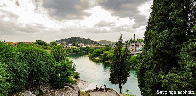River Moraca from Park Sastavci