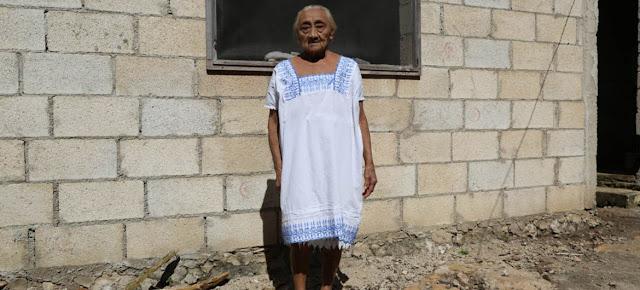 Una mujer con mal de Chagas en México. OMS/TDR /Isaias Montilla