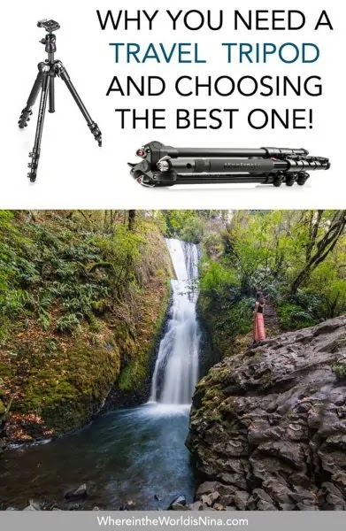 THE BEST TRAVEL TRIPODS FOR ANY SNAP HAPPY TRAVELER