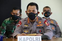 Bantu Evakuasi KRI Nanggala 402, Polri Terjunkan 331 SAR