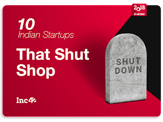 TOP 10 INDIAN STARTUPS THAT FAILED