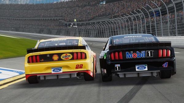 NASCAR Heat 5 Challenge Mode