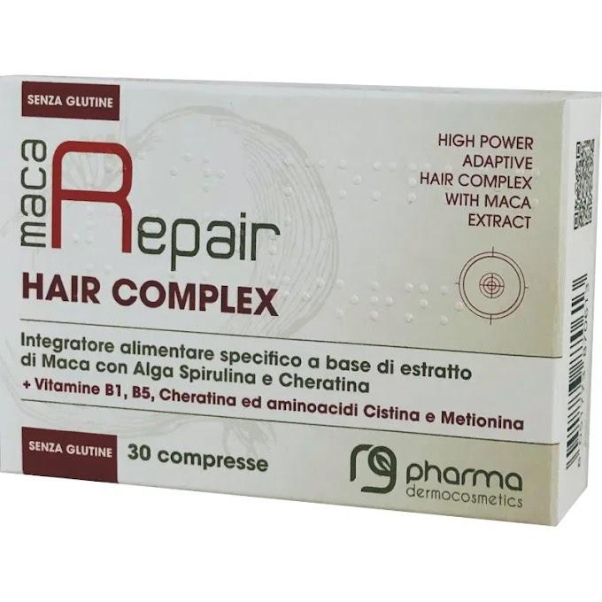 Συμπλήρωμα διατροφής με Maca – HAIR COMPLEX 30 δισκία