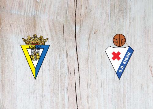 Cádiz vs Eibar -Highlights 06 March 2021