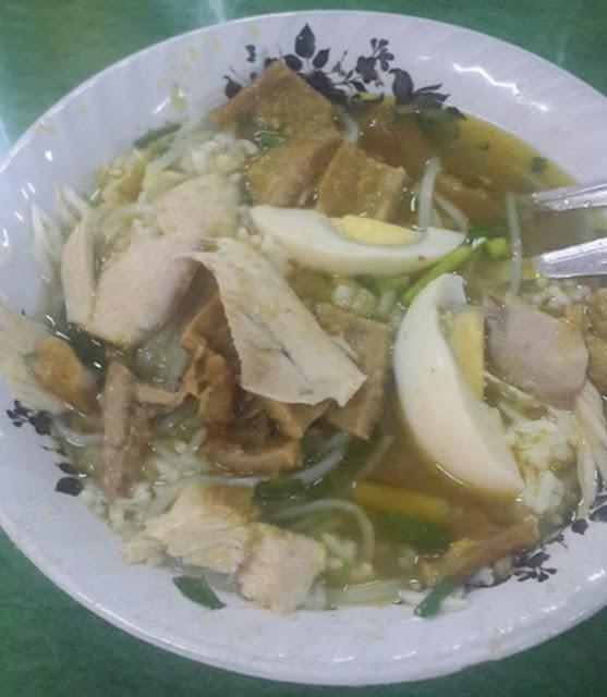 Soto Ayam Kampung Pak Djayus, Soto Legendaris Sejak 1984