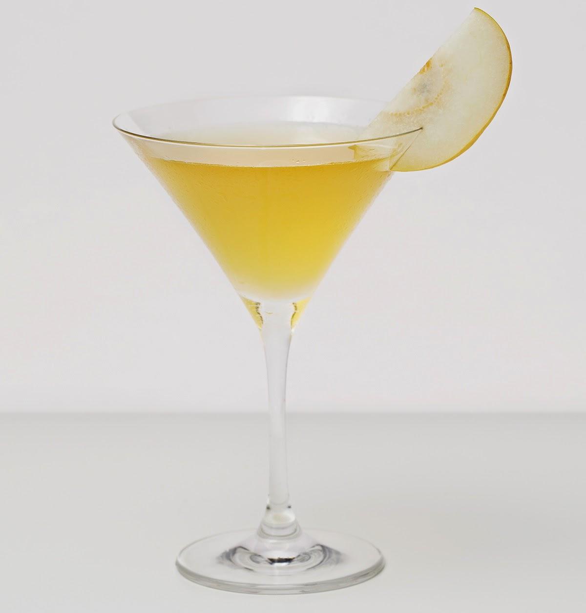 Oh So Tasty: Roy's Asian Pear Martini