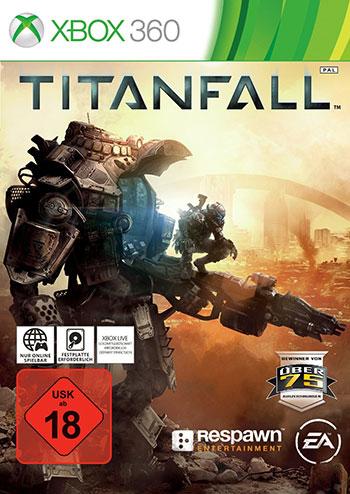 تحميل لعبة Titanfall XBOX360