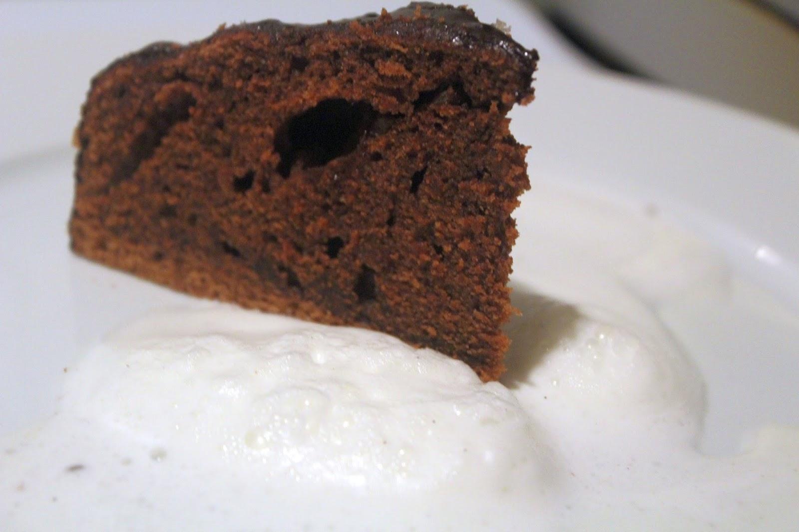 Schoko Espressokuchen Auf Milchschaum Glatzkoch De