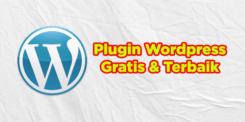 plugin wordpress terbaik gratis