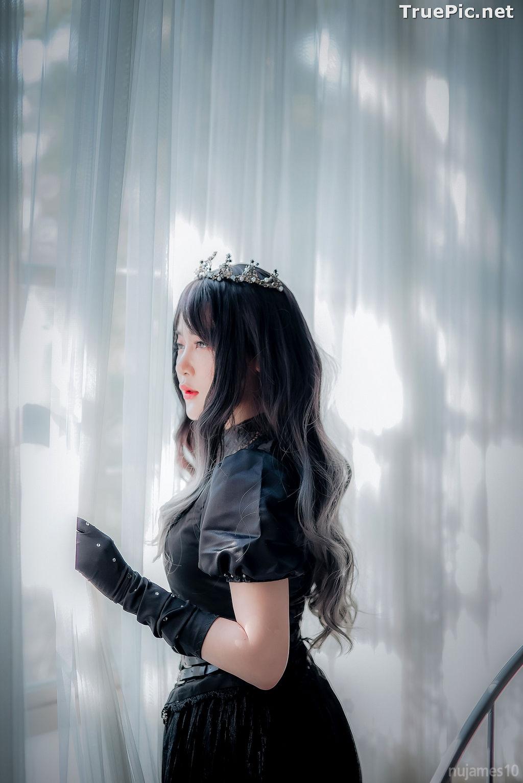 Image Thailand Model - Anchalee Wangwan - Black Princess - TruePic.net - Picture-9