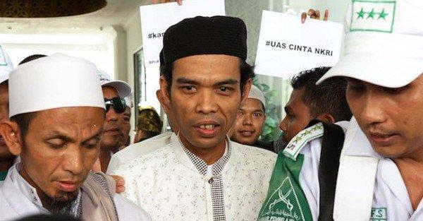 Apa Kabar Kasus Persekusi Ustad Abdul Somad, Kok Belum Ada Tersangka?