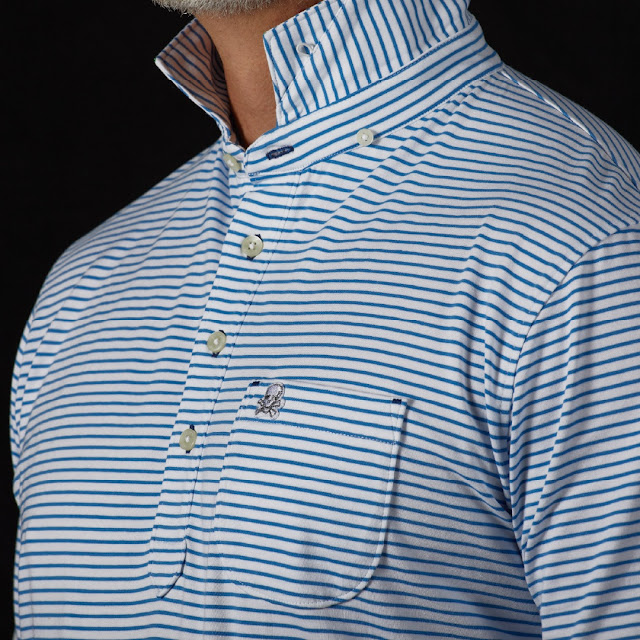 Stitch Bonesman Polo