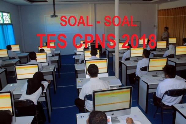 KUMPULAN LATIHAN SOAL TES CPNS TAHUN 2021/2022 KUMPULAN ...