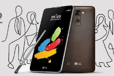 LG's Stylus 2 with 2GB Ram Now launched at N50,500