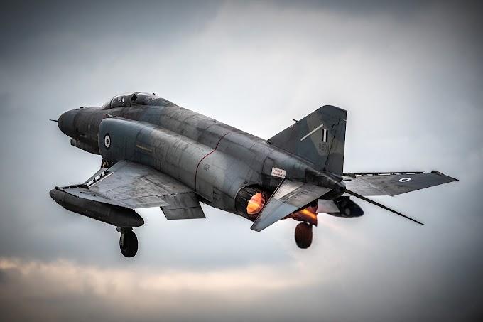 McDonnell Douglas F-4E Phantom,338 Mira,