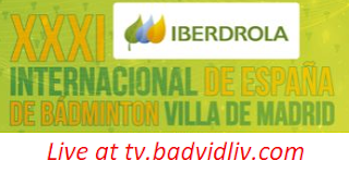 Spanish International Villa de Madrid 2018 live streaming