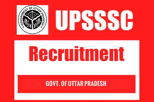 UPSSSC Stenographer Recruitment Examination-II 2016-17
