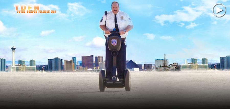 Trailer: Paul Blart: Mall Cop 2 - Paul Blart, călătoreşte în Las Vegas, unde se va confrunta cu o gaşcă de criminali