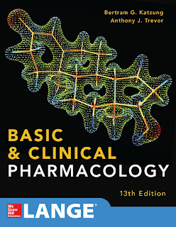Basic and Clinical Pharmacology, 13/E by Bertram G. Katzung PDF Book Download
