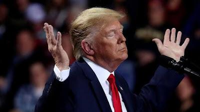 Iran Places $80m Bounty On Trump's Head