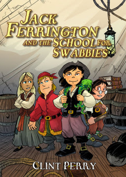 BOOK REVIEW: Jack Ferrington and the School for Swabbies by Clint Perry