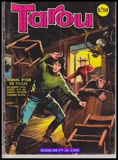 Tarou, numéro 158, 1967