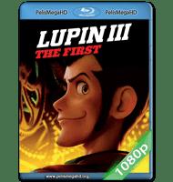 LUPIN III: EL PRIMERO (2019) FULL 1080P HD MKV ESPAÑOL LATINO