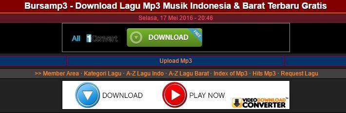 Situs Download MP3 terbaru