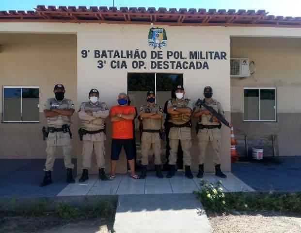 SÃO MIGUEL: 9º Batalhão da PM recebe visita de militares inativos da PM na região do Bico do Papagaio
