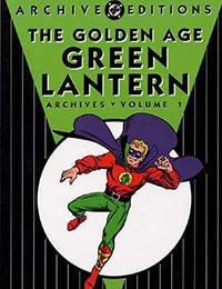 Golden Age Green Lantern Archives