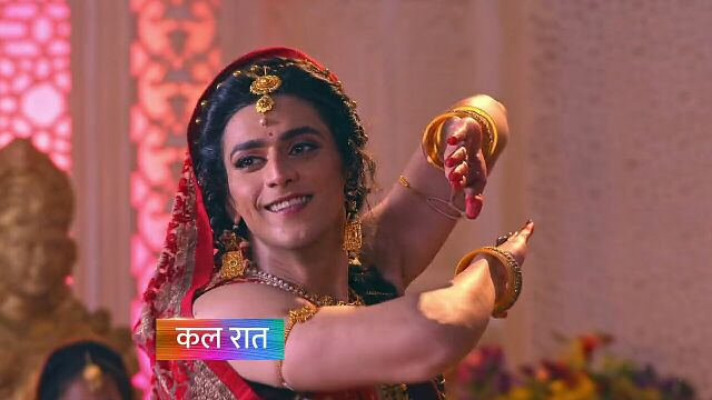 Radha Krishn: Krishna - Arjun Gatha S3  23 September Episode